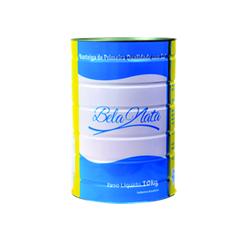 Manteiga de 1ª Qualidade lata de 10kg com sal