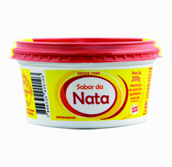 Manteiga Primeira Qualidade pote de 200g com sal