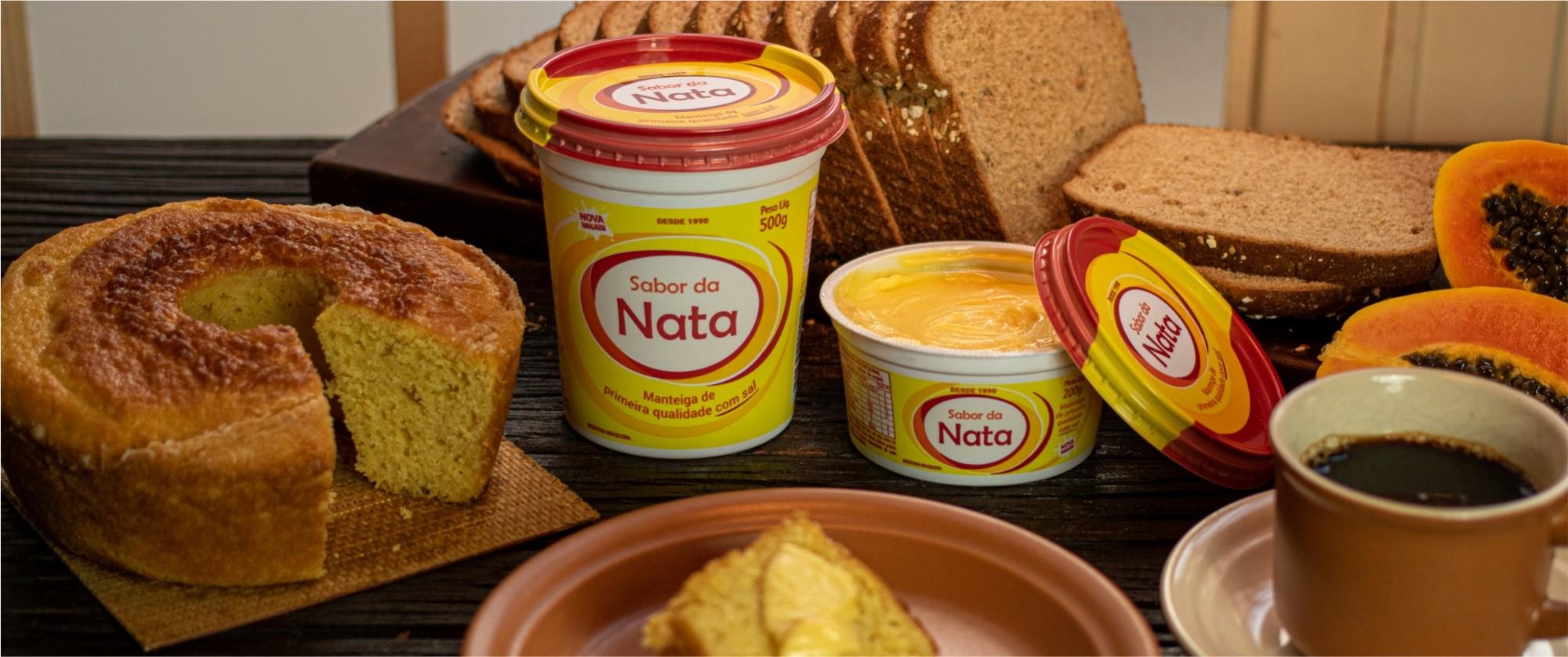 Manteiga Sabor da Nata