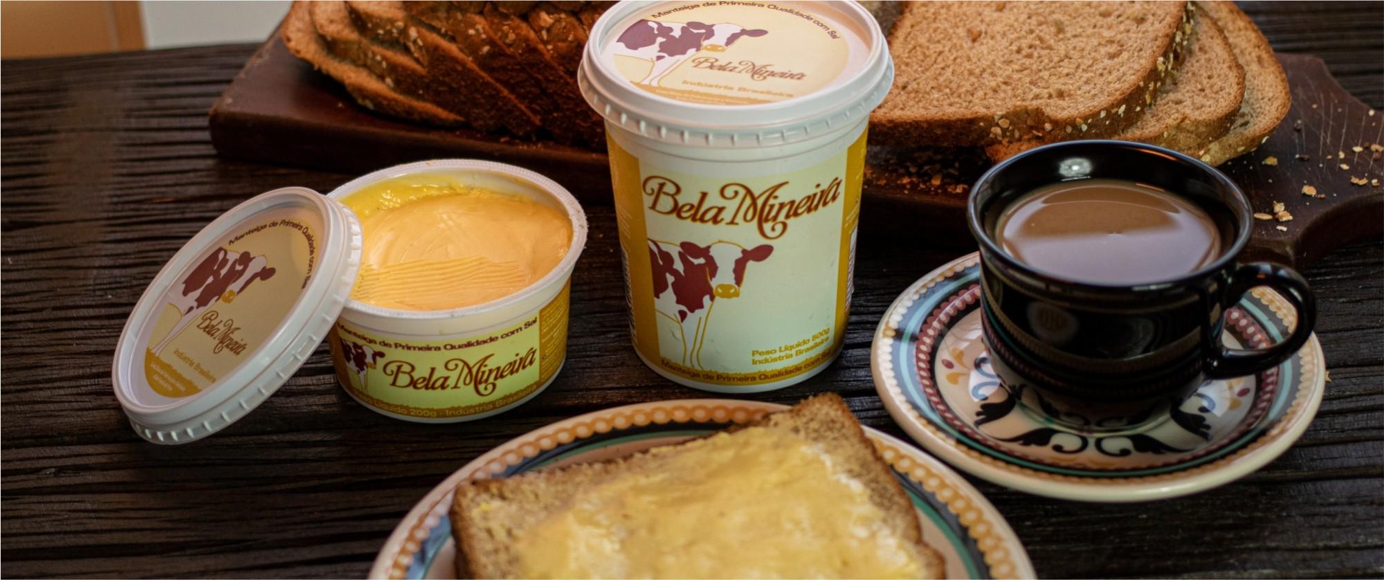 Manteiga Bela Mineira